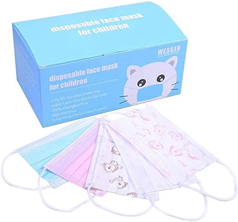50pcs-kids-disposable-3-ply-breathable