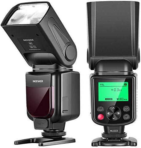 Neewer Nw635 Ttl Gn58 Blitz Speedlite Mit Lcd Display Kamera