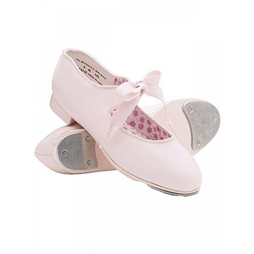 Capezio  Jr. Tyette,  Mädchen Tap , Pink - rose - Größe: 32 EU