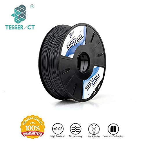 Tesseract 1.75mm ABS (1kg) (Black)