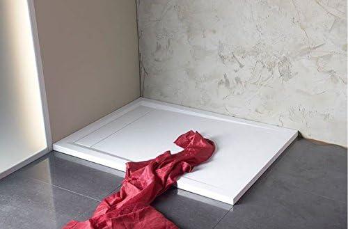Mg de DW 100 x 80 cm hovaresa ducha bañera: Amazon.es: Bricolaje y ...