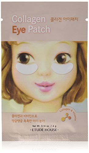 Etude House Collagen Eye Patch, 0.14 oz. 10 pack