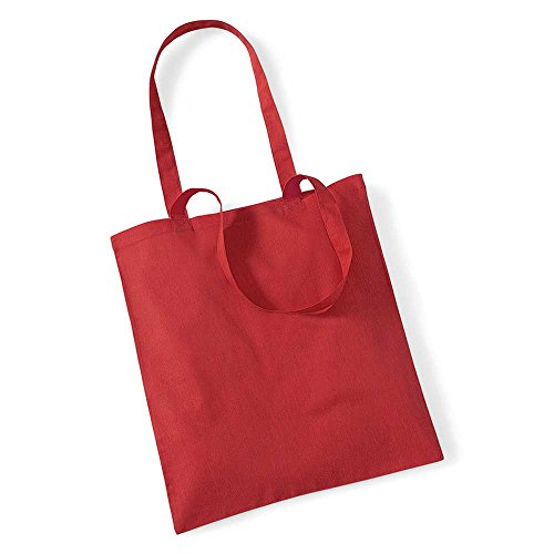 Westford Shopping Bright Colours Promo Life Bag Red Mill For 1tqKrH1w