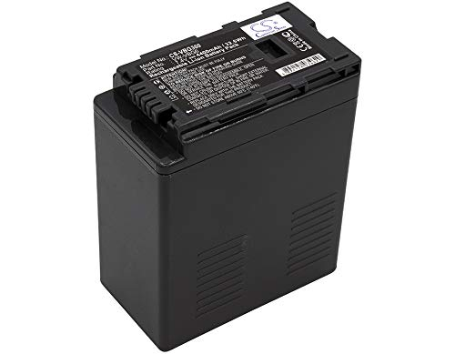 - Replacement Battery for PANASONIC AG-AC130, AG-AC130A, AG-AC130AEJ, AG-AC130AP, AG-AC160, AG-AC160A, AG-AC160AEJ, AG-AC160AP, AG-HMC150, AG-HMC153MC, AG-HMC40, AG-HMC70, AG-HMR10, AG-HMR10A