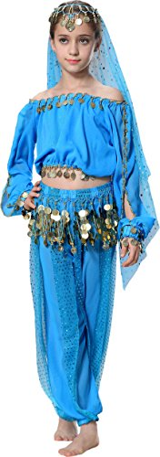Top Model Dance for Girls 3T 4T 4 (Arab Woman Outfit)