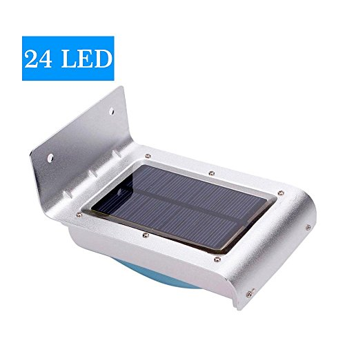 Outdoor Solar Lights, Superproducts 24 L - Garden Patio Deck Shopping Results