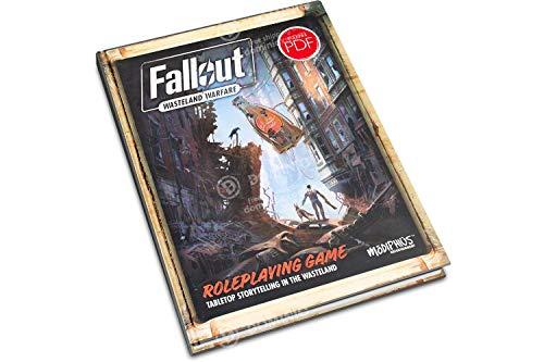 Fallout Wasteland Warfare - Roleplaying Game