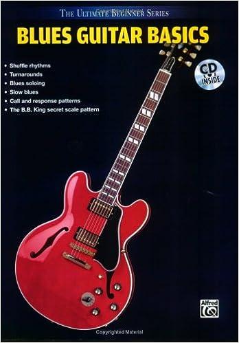 Blues Guitar Basics (Ultimate Beginner)