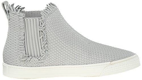 Fashion Woven Sneaker Grey Randall Nappa Women's Marlie Loeffler Light XwBpqOzB