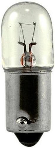 Pack of 1 Eiko 757 757 28V .08A T3-1//4 Miniature Bayonet Base Light Bulb