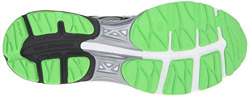 Asics GEL-Flux 3 Hommes US 11.5 Noir Chaussure de Course