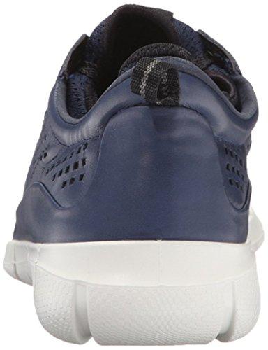 Ecco Mens Intrinsic Sneaker Fashion Sneaker True Navy