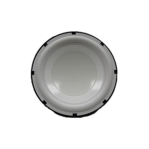 "Bazooka 10"" 2 ohm Dual Voice Coil Replacement Woofer Marine (WF1021.5DVM)"