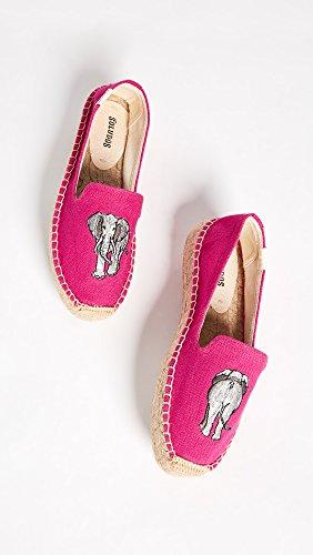 Pantofole Da Donna Elefante In Fuxia
