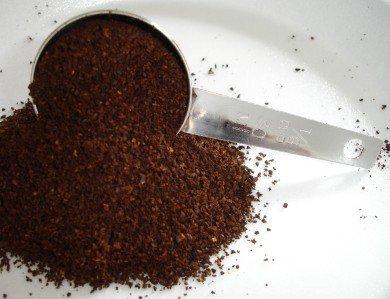 ADC-Coffee Measure Coffee Scoop-1/8 cup Measuring Cup-Stainless Steel-Item K333 Al-De-Chef k0333