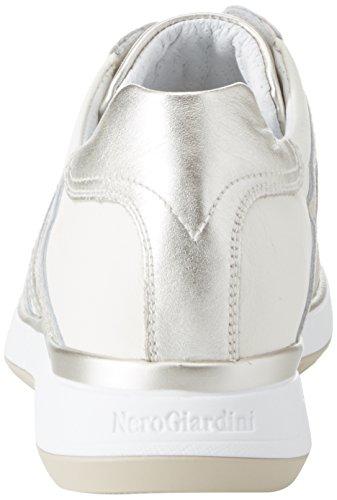 Champagne Donna Sneaker Beige Crosta Nero Giardini pw0qHp8