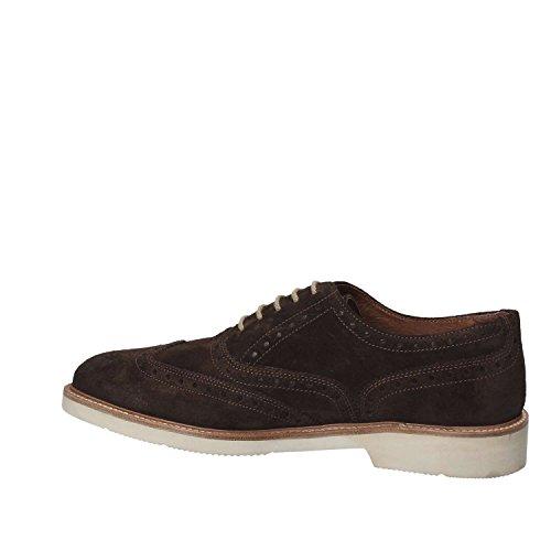 Maritan 140358 Lace-up Heels Man Brown cheap fake classic cheap price 74p1fgyXNe