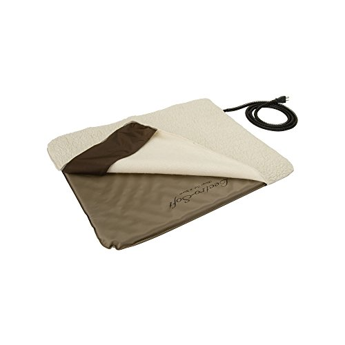 Cheap Lectro Soft Heated Bed Replacement Cover – Medium by K&H Manufacturing