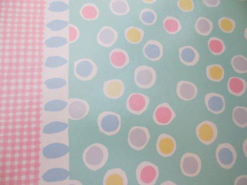 Hallmark Pastel Patterns Baby Album