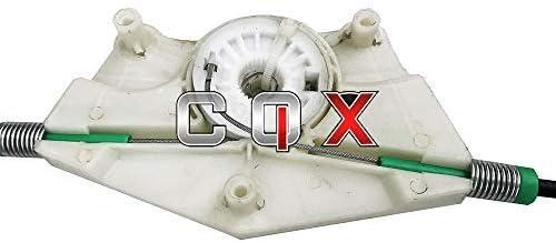 CQX Compatible Leve VITRE Electrique Arriere Gauche pour VW Touareg Porsche Cayenne 02-10.4PORTES 7L0839462