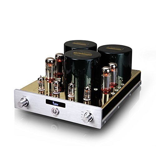 YAQIN MC-10T EL34B*4 Hi-Fi Integrated Push-Pull Tube Amplifier YAQIN