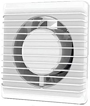 AirRoxy Silent Ventilation Fan - Best One for Light Switch Turn On