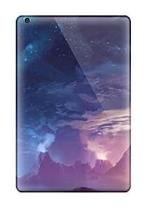 Case Cover Skin For Ipad Mini (dual Monitors Zombie) 9859343I13878423