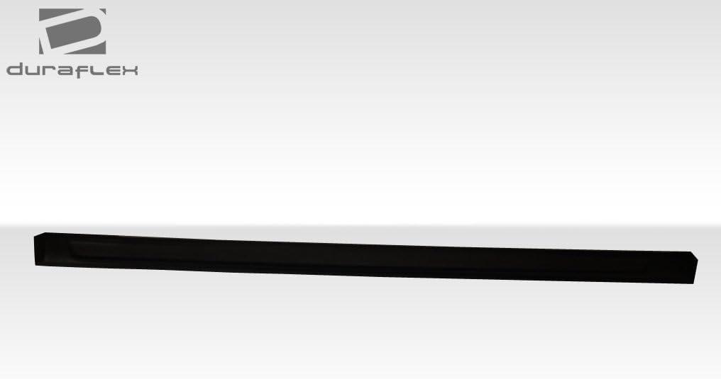Brightt Duraflex ED-OOD-445 Racer Side Skirt Rocker Panels Base Model - 2 Piece Body Kit Compatible With Charger 2011-2018