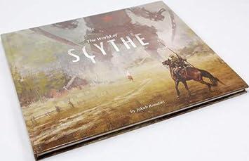 Scythe: Artbook: Amazon.es: Juguetes y juegos