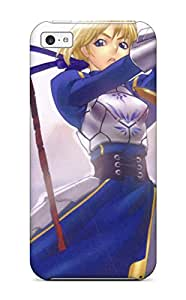 Iphone 5c Well-designed Hard Case Cover Fate Stay Zero Protector 2794063K83476628