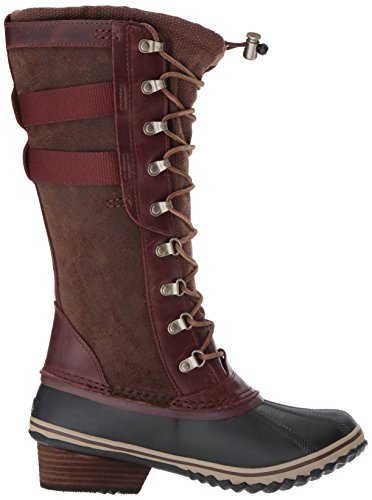 Coquille Conquest tobacco Carly Sorel De Femme Botte Redwood Ii vZCvq7wH