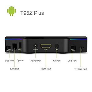 Easytone T95Z Plus Google TV BOX Android 6 - customer