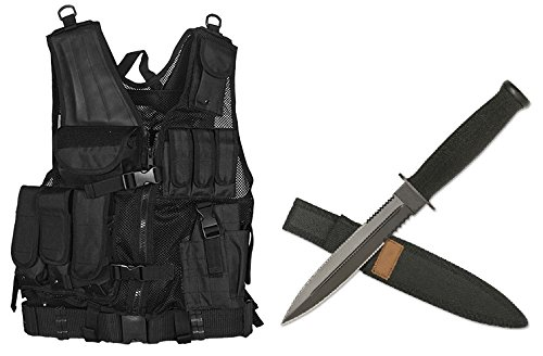 ultimate arms gear tactical vest - 1