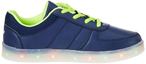 Lico Disco, Zapatillas Unisex Adulto Azul (Marine)