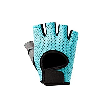 protecci/ón de la palma y agarre adicional guantes deportivos transpirables Pomety Manoplas de entrenamiento con soporte completo for la mu/ñeca ideales for levantamiento de pesas entrenamiento de c