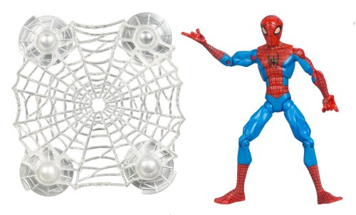 Spiderman Animated Action Figure - Spider-Man