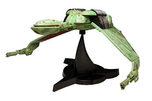 DIAMOND SELECT TOYS Star Trek: Electronic Klingon Bird of Prey - Toy Electronic Bird