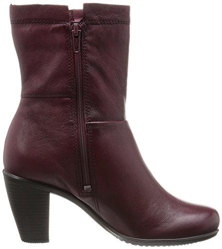 Morillo2237 Footwear Morillo Womens ECCO Boot Zip 75 Touch FqB6wCz