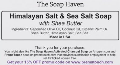 The Soap Haven Natural Organic Soap and Shampoo Bars - Handmade in USA from The Soap Haven