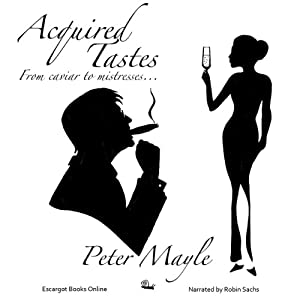 Acquired Tastes Audiobook