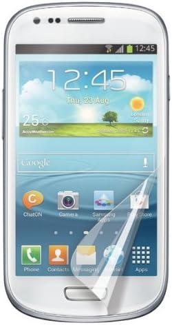 Muvit MUSCP0289 - Protector de pantalla antihuellas para Samsung Galaxy S3 Mini: Amazon.es: Informática