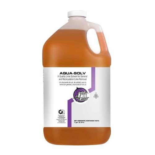 US Chemical Solve Lime Aqua Delimer - Economical, 1 Gallon -- 4 per case. by US Chemical