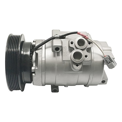 Conditioning Honda Compressor Air (RYC Remanufactured AC Compressor and A/C Clutch GG342)