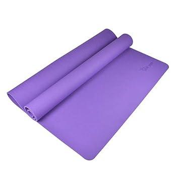 LTLCLZ 10mm De Espesor Estera De Yoga Antideslizante Estera ...