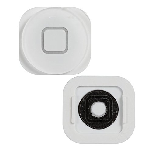BisLinks® Brand New White Menu Home Button For Apple iPod Touch 5 5th Generation