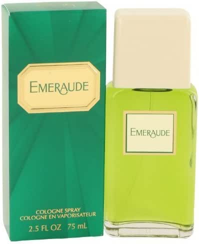 EMERAUDE by Coty Cologne Spray 2.5 oz / 75 ml for Women