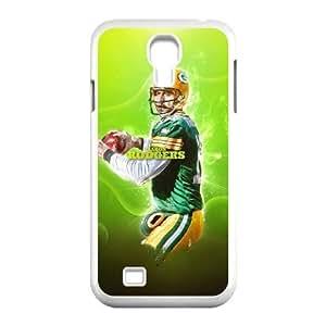 Samsung Galaxy S4 I9500 Phone Case White Green Bay Packers VFN307539