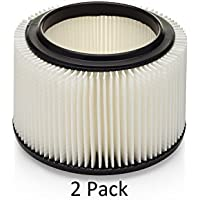 Craftsman 3 & 4 gal. Replacement Filter 2 pack by Kopach