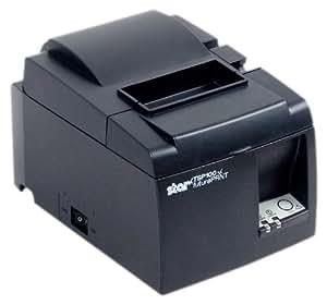 Star Micronics TSP143 USB Térmica directa POS printer 203 x 203DPI Gris - Terminal de punto de venta (Térmica directa, POS printer, 203 x 203 DPI, 65 - 85, 58 - 80, Alámbrico)