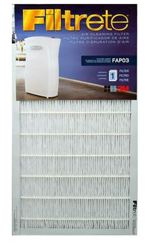 Filtrete FAPF03 Filtrete Ultra Cleaning Filter, 4-Pack by Filtrete